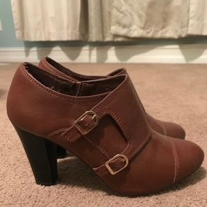 Cato Buckle Boots